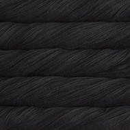 Malabrigo Black Sock Yarn (1 - Super Fine)