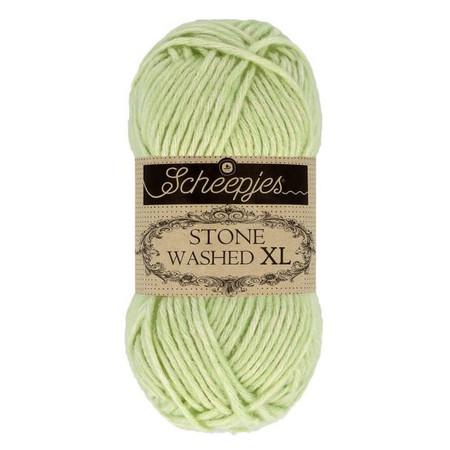 Scheepjes New Jade Stone Washed XL Yarn (4 - Medium)
