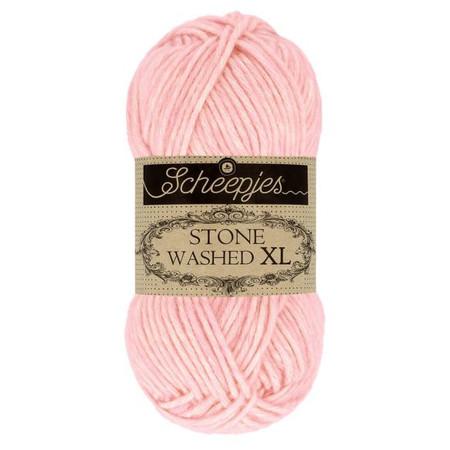 Scheepjes Rose Quartz Stone Washed XL Yarn (4 - Medium)