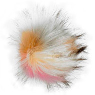 Estelle Neopolitan Snap On Pompom