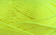 Universal Yarn Neon Yellow Uptown Worsted Yarn (4 - Medium)