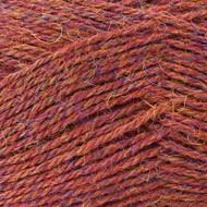 Drops Light Maroon Alpaca Yarn (2 - Fine)