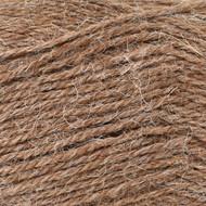 Drops Light Brown Alpaca Yarn (2 - Fine)