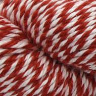 Estelle Red / White Ragg Estelle Worsted Yarn (4 - Medium)