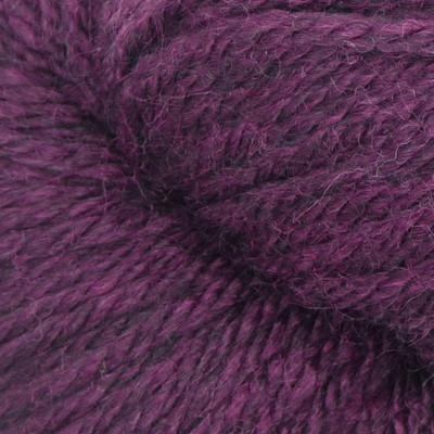 Estelle Rich Plum Heather Estelle Worsted Yarn (4 - Medium)