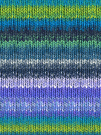 Noro #359 Green, Blue, Grey, Purple, Kureyon Yarn (4 - Medium)