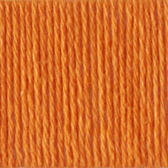 Bernat Hot Orange Handicrafter Cotton Yarn (4 - Medium)