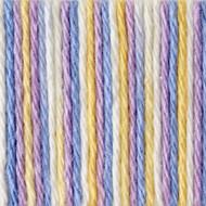 Bernat Violet Veil Ombre Handicrafter Cotton Yarn (4 - Medium)