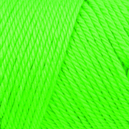 Caron Neon Green Simply Soft Yarn (4 - Medium)