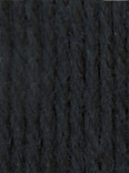 Debbie Bliss #300 Black Cashmerino Aran Yarn (4 - Medium)
