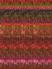 Noro #84 Reds, Greens Silk Garden Yarn (4 - Medium)