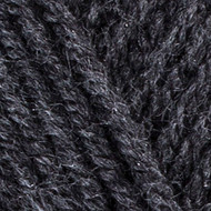 Charcoal Comfort Yarn (4 - Medium) by Red Heart