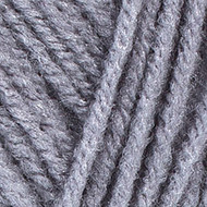 Grey Comfort Yarn (4 - Medium) by Red Heart