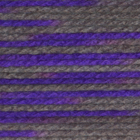 Lion Brand Purple Martin Wool-Ease Thick & Quick Yarn (6 - Super Bulky)