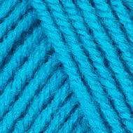 Turquoise Comfort Yarn (4 - Medium) by Red Heart