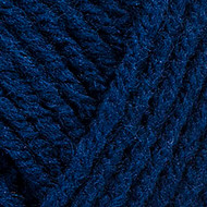 Red Heart Yarn Navy Comfort Yarn (4 - Medium)