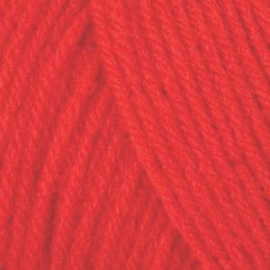 Red Heart Yarn Hot Red Super Saver Yarn (4 - Medium)