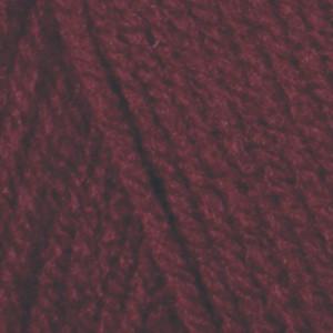 Red Heart Yarn Claret Super Saver Yarn (4 - Medium)