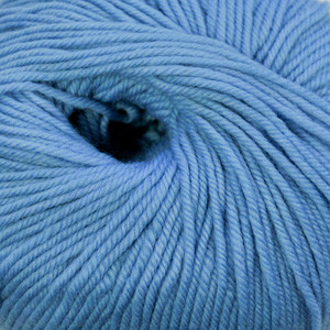 Cascade Blue 220 Superwash Yarn (4 - Medium)