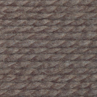 Lion Brand Taupe Wool-Ease Thick & Quick Yarn (6 - Super Bulky)