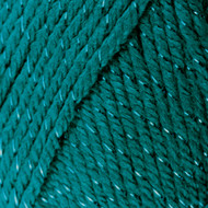 Caron Teal Sparkle Simply Soft Party Yarn (4 - Medium)