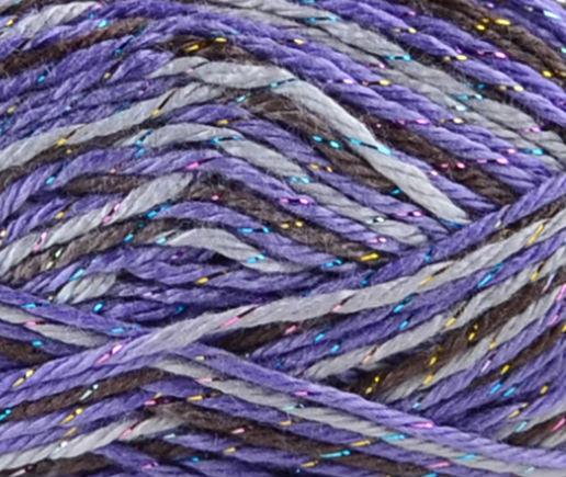 Caron Violet Varg Simply Soft Party Yarn 4 Medium Free