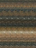 Noro #267 Natural Browns, Greys Silk Garden Sock Yarn (1 - Super Fine)