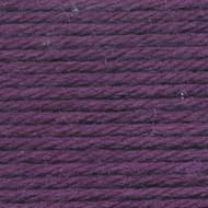 Lion Brand Eggplant Wool-Ease Chunky Yarn (5 - Bulky)