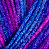 Red Heart Grape Fizz Super Saver Yarn (4 - Medium)