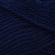 Bernat Classic Navy Handicrafter Cotton Yarn (4 - Medium)