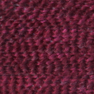 Lion Brand Claret Homespun Yarn (5 - Bulky)