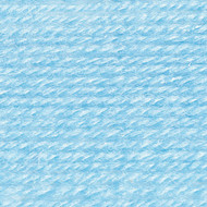 Lion Brand Pastel Blue  Babysoft Yarn (3 - Light)