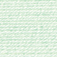 Lion Brand Pastel Green Babysoft Yarn (3 - Light)