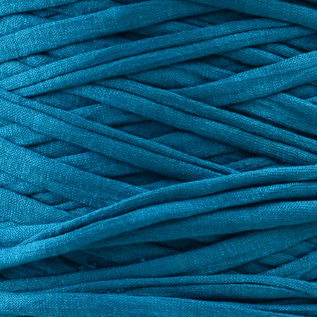 Hoooked Zpagetti Yarn Mint Turquoise Zpagetti T-Shirt Yarn (6 - Super Bulky)