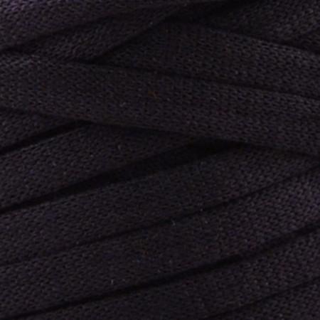 Hoooked Zpagetti Yarn Black Zpagetti T-Shirt Yarn (6 - Super Bulky)