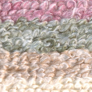Lion Brand Antique Stripes Homespun Thick & Quick Yarn (6 - Super Bulky)