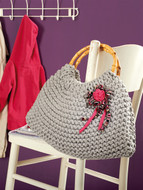 Free Pattern: Knit Bag Fiorentina by Hoooked Zpagetti (Official Pattern)