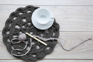 Free Pattern: Doily Table Cloth by Hoooked Zpagetti (Official Pattern)