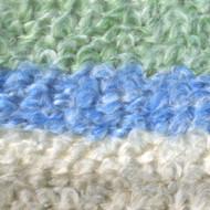Lion Brand Oceania Stripes Homespun Thick & Quick Yarn (6 - Super Bulky)