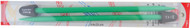 "Red Heart 2-Pack 9"" Starters Kids Single Point Knitting Needles (8 mm)"