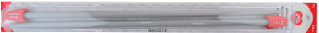 """Red Heart 2-Pack 14"""" Single Point Knitting Needles (8 mm)"""