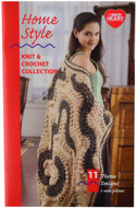 Red Heart Home Style Knit & Crochet Collection