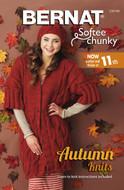 "Bernat Softee Chunky ""Autumn Knits"" by Bernat"