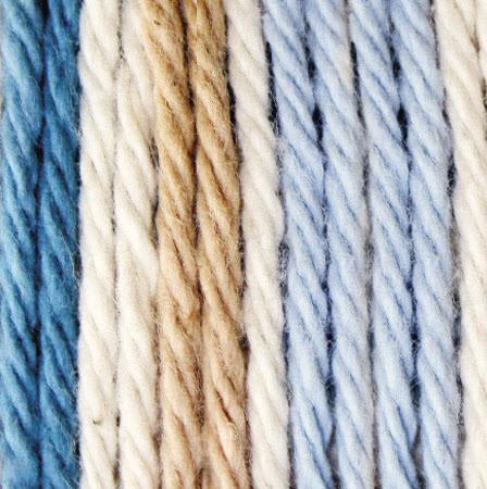 Bernat By The Sea Handicrafter Cotton Yarn - Big Ball (4 - Medium)