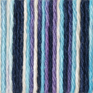 Bernat Moondance Ombre Handicrafter Cotton Yarn - Big Ball (4 - Medium)