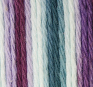 Bernat Crown Jewels Ombre Handicrafter Cotton Yarn - Big Ball (4 - Medium)