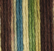 Bernat Tudor Ombre Handicrafter Cotton Yarn - Big Ball (4 - Medium)