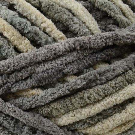 Bernat Silver Steel Blanket Yarn - Small Ball (6 - Super Bulky)