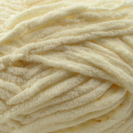 Bernat Vintage White Blanket Yarn - Small Ball (6 - Super Bulky)