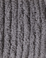 Dark Grey Blanket Yarn - Small Ball (6 - Super Bulky) by Bernat